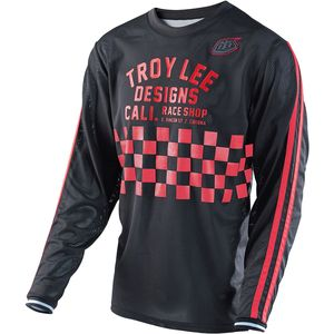 Troy Lee Designs Super Retro Jersey - Long-Sleeve - Men's