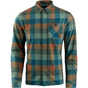 Troy Lee Designs Grind Flannel Long-Sleeve Jersey - Men's