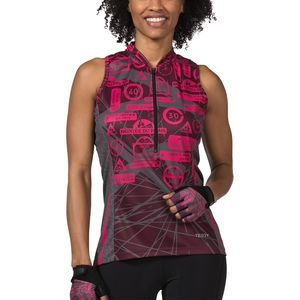 Terry Bicycles Sun Goddess Sleeveless Jersey - Women's