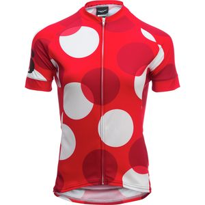 Polka Jersey - Short Sleeve - Women's
