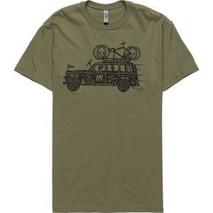 Twin Six Metal Mechanic T-Shirt - Men's