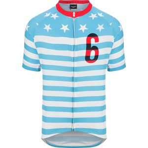 Twin Six Freedom Machine Short Sleeve Jersey - Men's