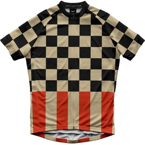 Twin Six Six Stroke Short-Sleeve Jersey - Men's