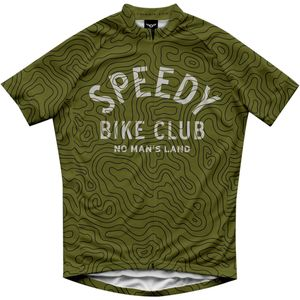 Twin Six Speedy No Man's Land Short-Sleeve Jersey - Men's