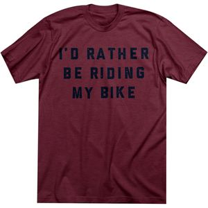 Twin Six Rather Be Riding T-Shirt - Men's