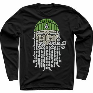 Twin Six God of Gust Long-Sleeve T-Shirt - Men's