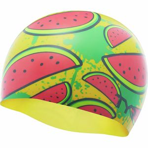 TYR Graphic Silicone Swim Cap
