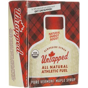 Maple Syrup Athletic Fuel
