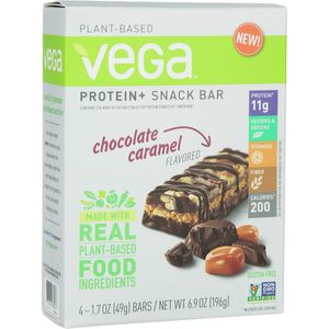 Vega Protein Plus Snack Bar - 4-Pack