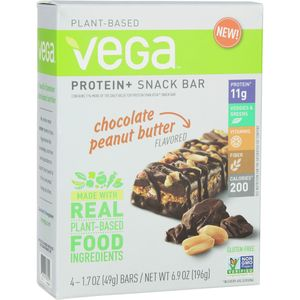 Protein Plus Snack Bar - 4-Pack