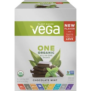 Vega Nutrition One Organic Shake - 10-Pack