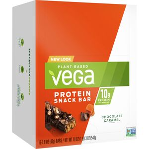 Vega Protein Snack Bar - Box of 12