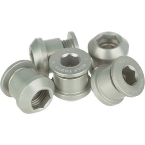 Wolf Tooth Components Chainring Bolts/Nuts for 1x