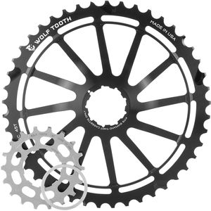 Wolf Tooth Components Giant Cog for Shimano 11sp