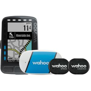 Wahoo Fitness ELEMNT ROAM Bundle