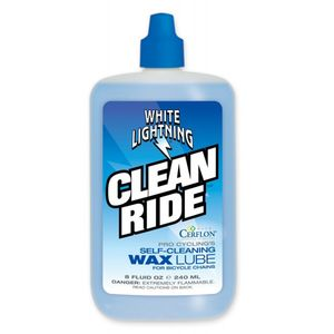White Lightning Chain Lubricant