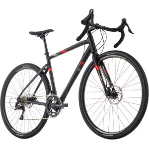 Jareen 105 Disc Complete Road Bike - 2017