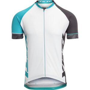 Yeti Cycles Ironton XC Short-Sleeve Jersey - Men's