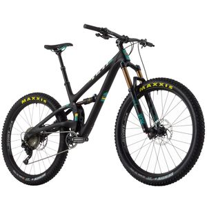 Yeti Cycles SB5+ Turq XT Complete Mountain Bike - 2017