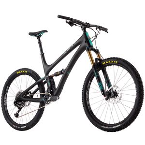 Yeti Cycles SB5 Turq X01 Eagle Complete Mountain Bike - 2017