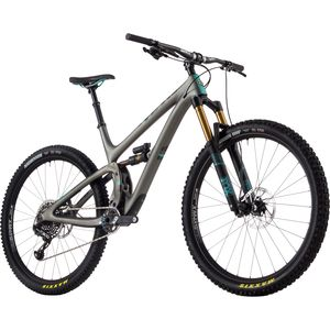 Yeti Cycles SB5.5 Turq X01 Eagle Complete Mountain Bike - 2017