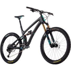 Yeti Cycles SB6 Turq X01 Eagle Complete Mountain Bike - 2017