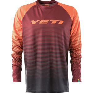 Yeti Cycles Alder Long Sleeve Jersey - Men's