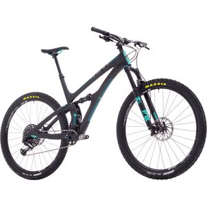 Yeti Cycles SB4.5 Carbon GX Eagle Complete Mountain Bike - 2018