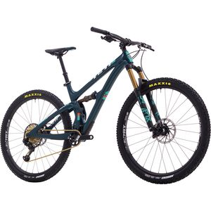 Yeti Cycles SB4.5 Turq XX1 Eagle Complete Mountain Bike - 2018