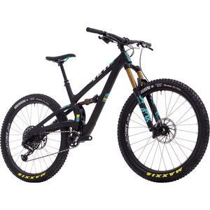 Yeti Cycles SB5+ Turq X01 Eagle Complete Mountain Bike - 2018