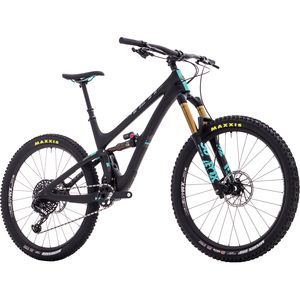 Yeti Cycles SB5 Turq LR X01 Eagle Complete Mountain Bike - 2018