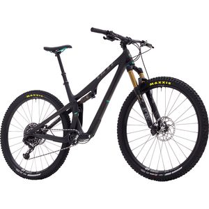 Yeti Cycles SB100 Turq X01 Eagle Complete Mountain Bike