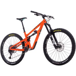 Yeti Cycles SB150 Carbon GX Eagle Complete Mountain Bike