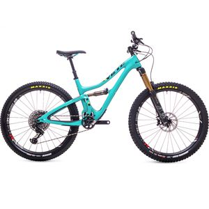 Yeti Cycles Turq X01 Eagle Race Complete Mountain Bike