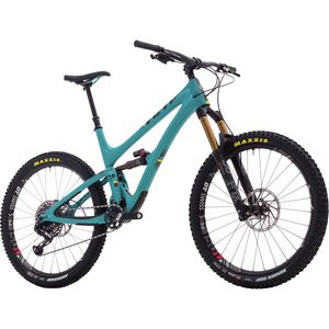 Yeti Cycles SB5 Turq LR X01 Eagle Race Mountain Bike