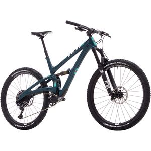 Yeti Cycles SB5+ 2.6 T-Series GX Eagle Complete Mountain Bike - 2018