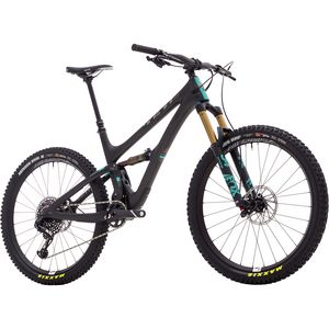 Yeti Cycles SB5 T-Series X01 Eagle Complete Mountain Bike - 2018
