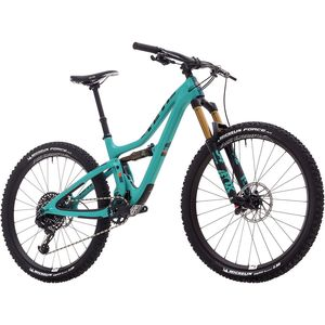 Yeti Cycles SB5 T-Series GX Eagle Complete Mountain Bike - 2018