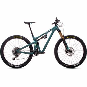 Yeti Cycles SB130 Turq LR X01 Eagle Complete Mountain Bike