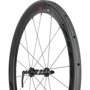Zipp 404 Firecrest Carbon Road Wheelset - Tubular