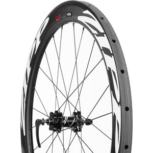 Zipp 404 Firecrest Carbon Disc Brake Road Wheel - Tubular