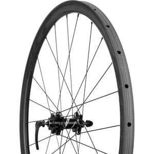 Zipp 202 Firecrest Carbon Disc Brake Wheelset - Tubular