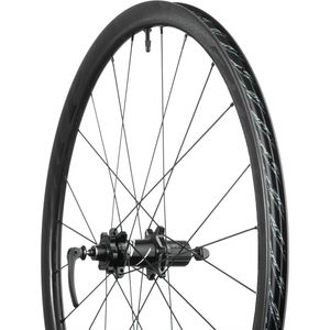 Zipp 202 Firecrest Carbon Disc Brake Road Wheelset - Tubeless