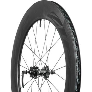 Zipp 808 Firecrest Carbon Disc Brake Road Wheelset - Tubeless