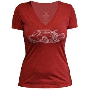 Truck T-Shirt - Short Sleeve - Women's