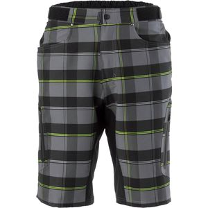ZOIC Ether Plaid Short - Men's