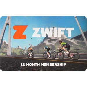 Zwift Membership Card - 1 Year