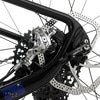 Borealis Bikes Echo X01 Complete Fat Bike - 2016 Rear Brake