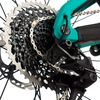 Evil Bikes The Calling X01 Eagle Complete Mountain Bike - 2017 Rear Derailleur/ Cassette