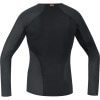 Gore Bike Wear Baselayer Windstopper Thermo Long Sleeve Shirt - Men's Back